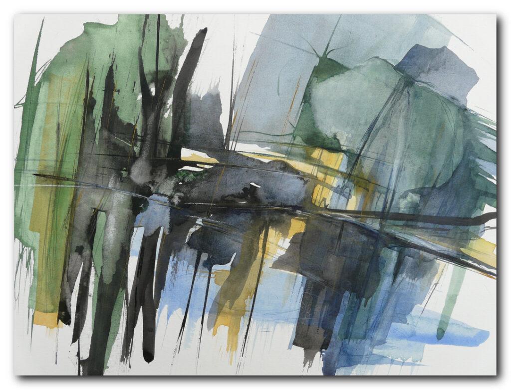 art abstrait abstract painting eliane karakaya artiste peintre