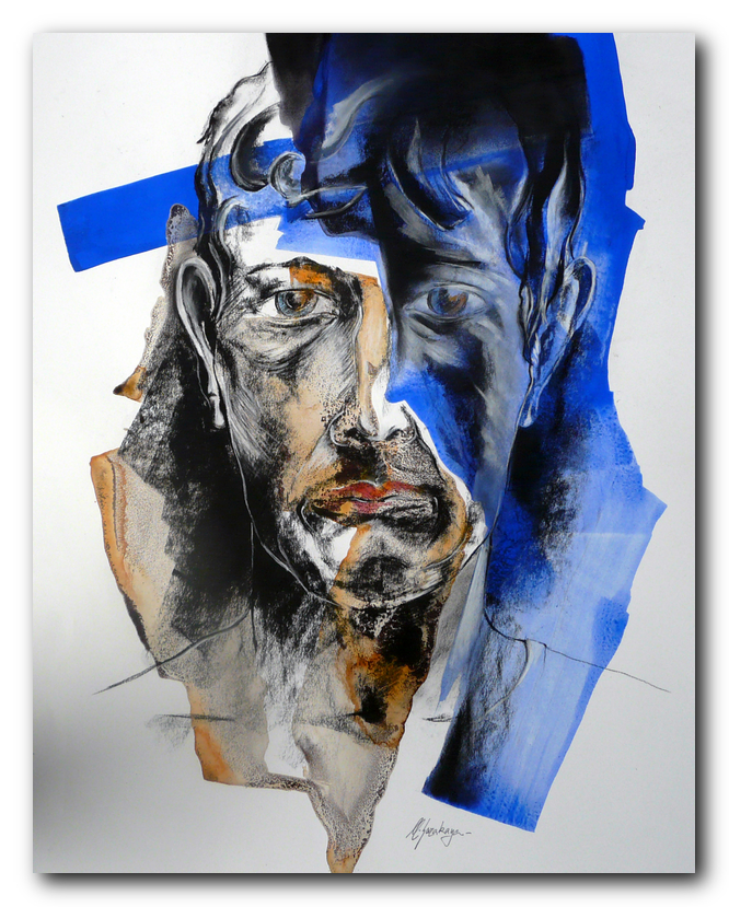 art figuratif croquis eliane karakaya artiste peintre strasbourg